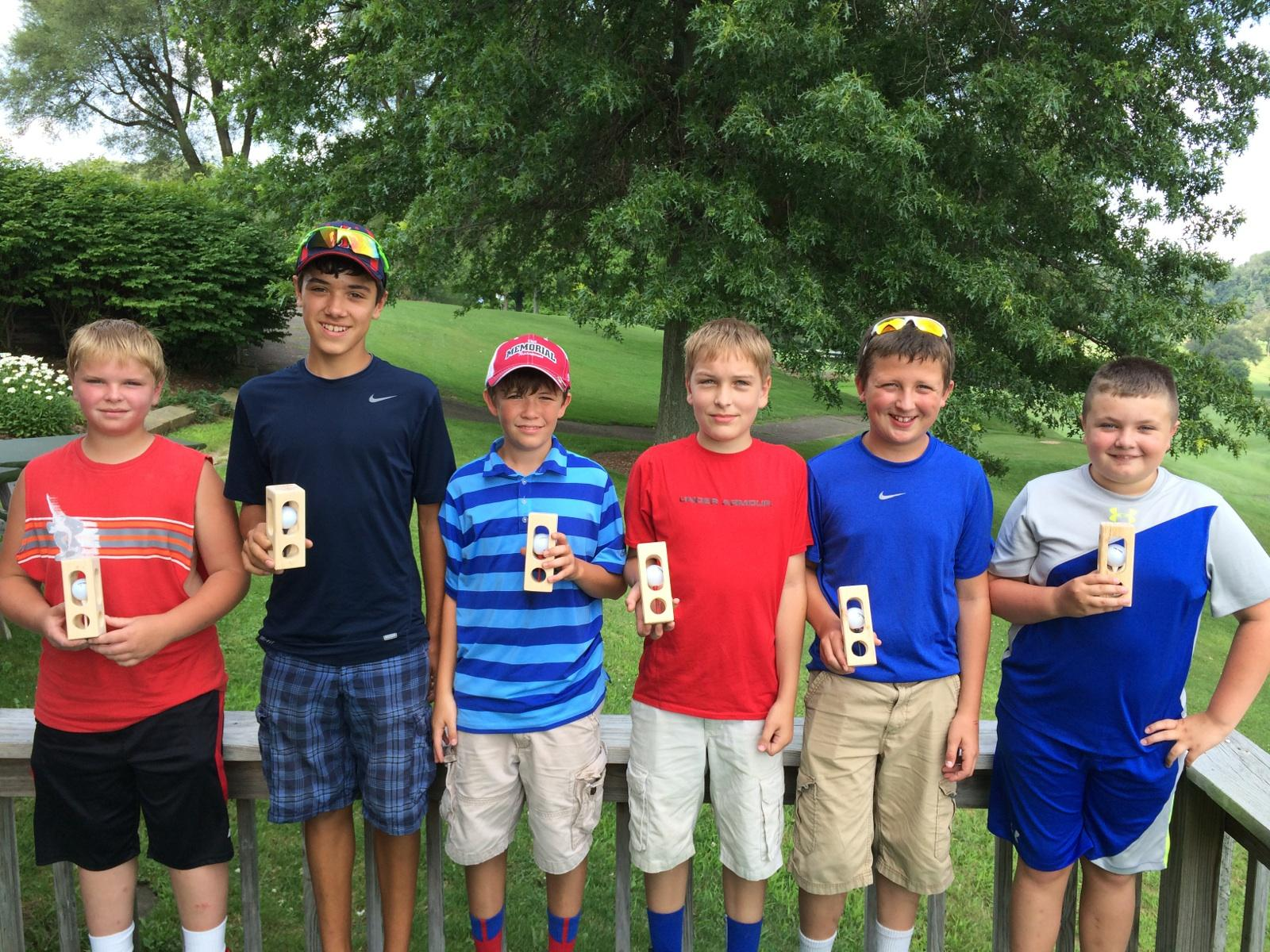 Youth Golf Clinic & League